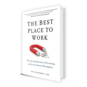 105: Best Place to Work: The Art and Science of Creating an Extraordinary Workplace | with Ron Friedman