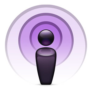 How to Use Podcasts to Engage People. Pocast Logo® by Apple, Inc.
