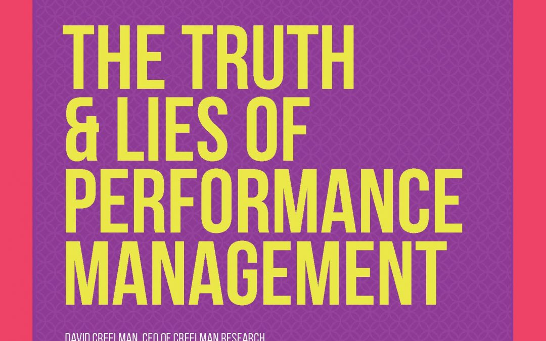 180: Performance Management Truth & Lies | with Michael Bungay Stanier